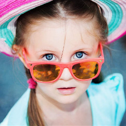 freetoedit portrait poland colorful girl