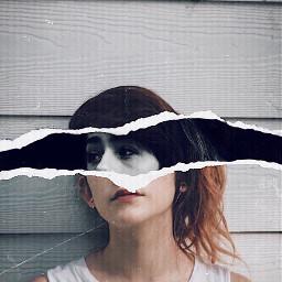 grunge grungeeffect blackandwhite past picsart