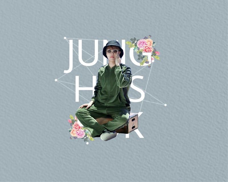 Oh god!!   Is it really a fate??  Jungkook or jhope version much better?  -©- Jhope sticker→@/btsferv Flower sticker→@/mytaeggukie   -❤- #jhope #junghoseok #loveyourself #tears #bts #edit #freetoedit