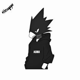 tokoyami bokunoheroacademia skins gota anime freetoedit