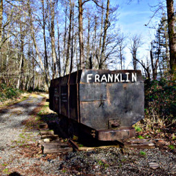 ghosttown franklinwashington ruins abandoned miningtown