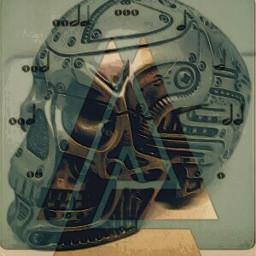 freetoedit skull skullhead skullart ecshapemask