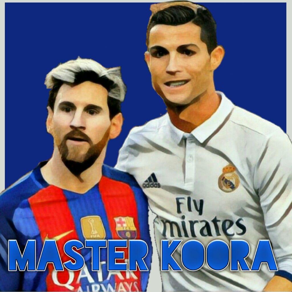 Messi Ronaldo Wallpaper Design Soccer