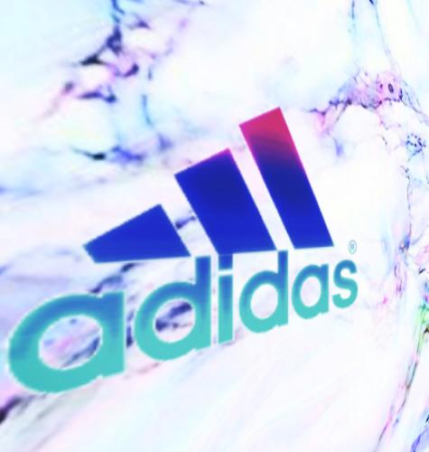 freetoedit adidas ロゴ かっこいい かわいい , Image by @蒼々