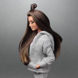 barbiegirl barbieworld barbie longhair hair freetoedit