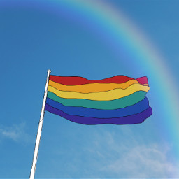 freetoedit pride flag pridemonth edit