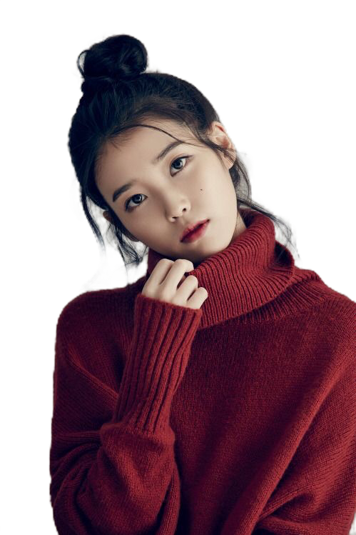 #cute #IU #freetoedit