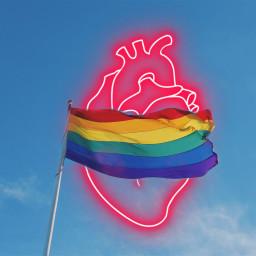 pride pridemonth lgbt lgbtq flag freetoedit