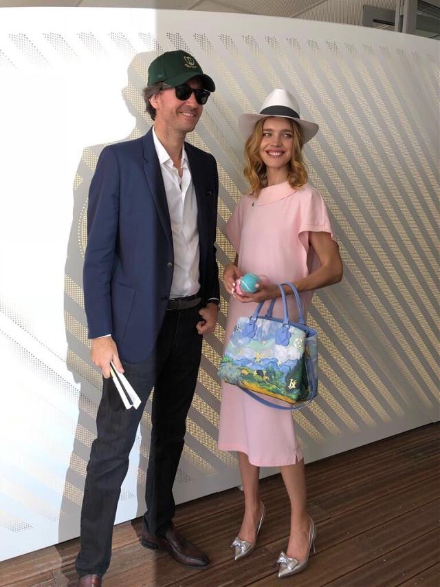 Mr & Mrs Roland Garros 🎾💕🎾 #freetoedit