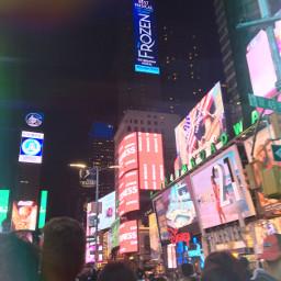 timessquare newyork newyorkcity lights