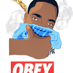freetoedit digitaldrawing nike money obey