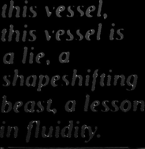 Poem Quote Deep Interesting Tumblr Aesthetic Beast Vess