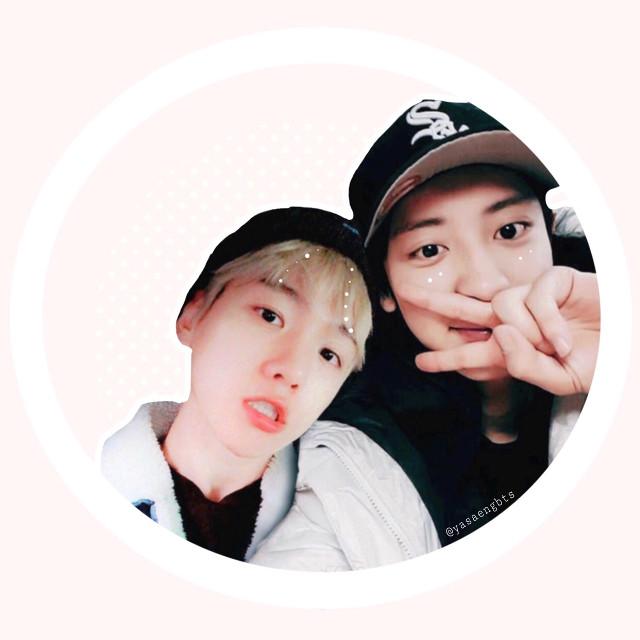 — chanbaek icon • they are cute and i ship them 👀🌠    ─┈─ #chanbaek #chanyeol #baekhyun #exoship #exo #icon #kpop #kpopedit  ─┈─