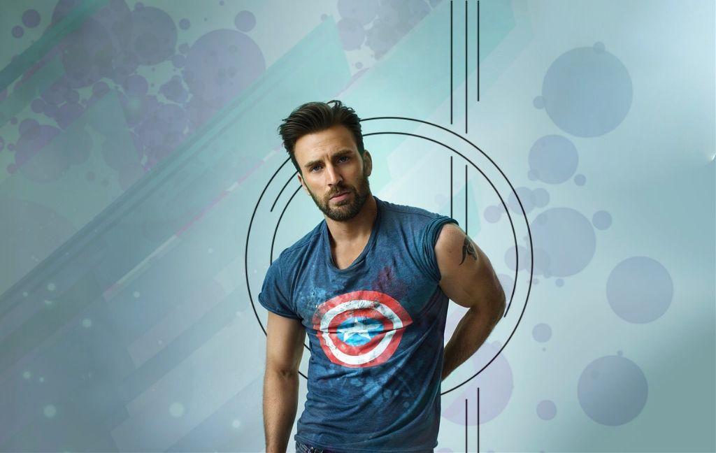 #chrisevans #captainamerica #marvel #steverogers #superhero #edit #art