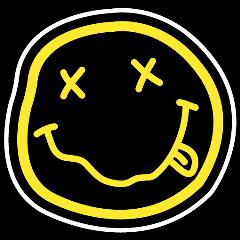 nirvana bands rockbands logos pop freetoedit