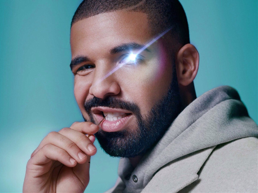 #freetoedit 👉🏼 #Drake 💫 @pa