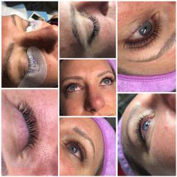 eyes eyelashes eyelashextension mountdora