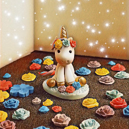 unicorn unicornio coldporcelain