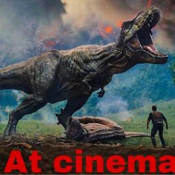 freetoedit dinosaur cinema word crazy