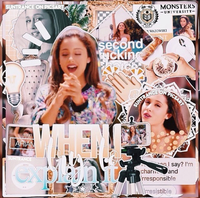 Heres an edit i made in an hour, give credit if you're inspired or you remix. Ily xx 💗  - #edit #editinspo #ari #arianagrande #loren #lorengray #editinghelp #editingneeds #iconhelp #iconneeds #iconbase #icon #base #iconbackground #freeicon #overlay #whiteoverlay #blackoverlay #mask #snapchat