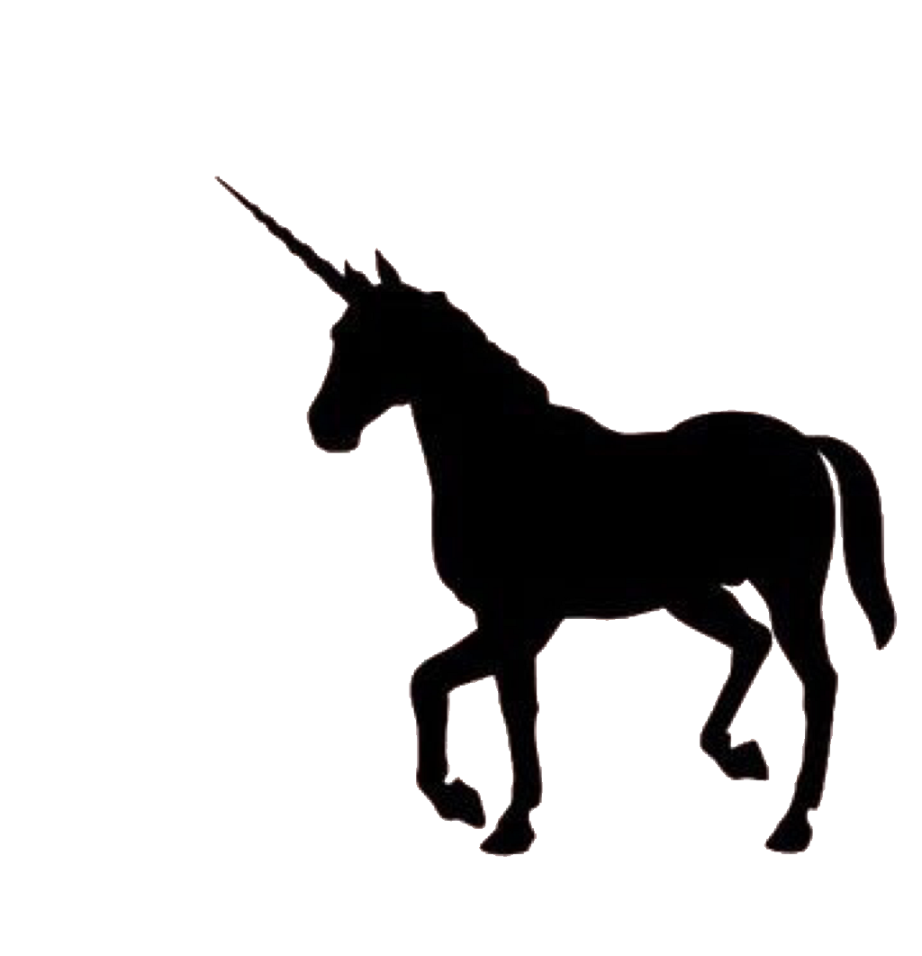 8b54384ebac2 #black #blackaesthetic #unicorn #cute #girly #grunge #dark #aesthetic