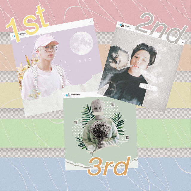 #freetoedit i forgot to announce winners yesterdsy im sorry!! But yeah anyway, congrats to @hobis-world who won first, @krahun who came second and @mintyoongii_ who came third! Well done to everyone who entered, thank you all so much, i didnt really arrange any sort of winning prize  but the winner's name goes in my bio :) thabk ou all, ilyyy~~~ 💕💕💕💖💖💞💞❤️🧡💛💚💙❤️