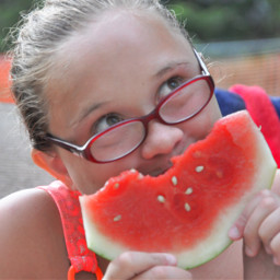 pcfruitselfie fruitselfie pcwatermelon watermelon