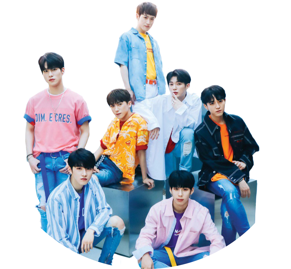 Soi Made A Sticker For The Newly Debuted Kpop Boy Ban