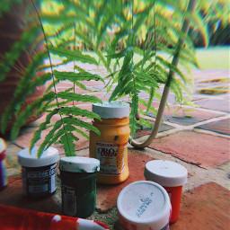 freetoedit paints paiting leafs natura
