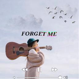 forgetme guitar freetoedit