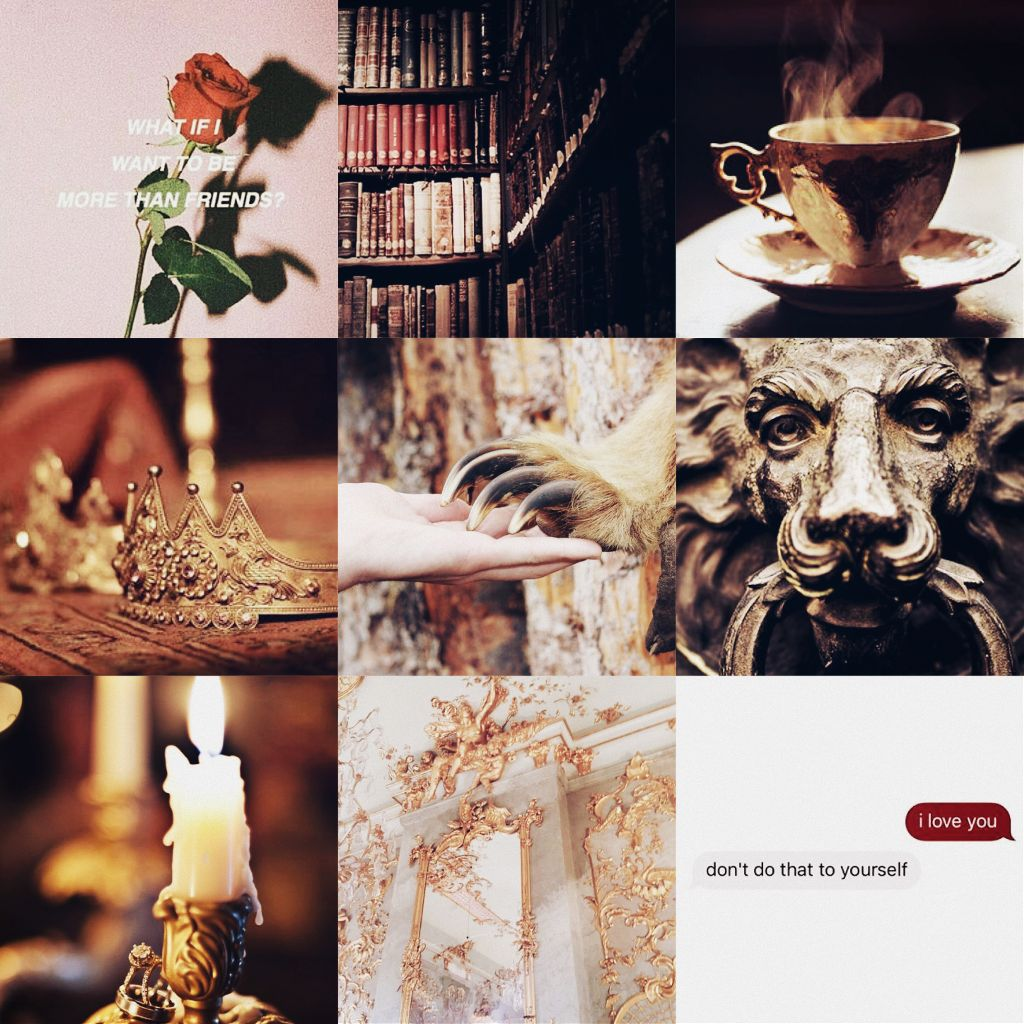 Beauty And The Beast Aesthetic Requested By Hobbitlock