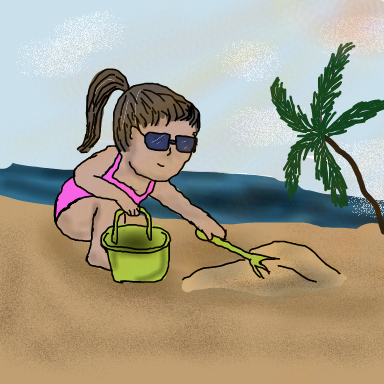 #dcbeachday #beachday #drawing   #drawingmena