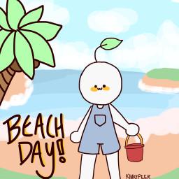 freetoedit beachday idkhowtoswim challenge myart dcbeachday
