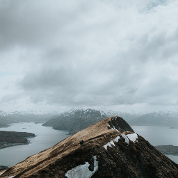 freetoedit alaska landscape nature mountain