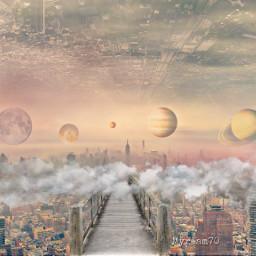 freetoedit dramaticsky clouds