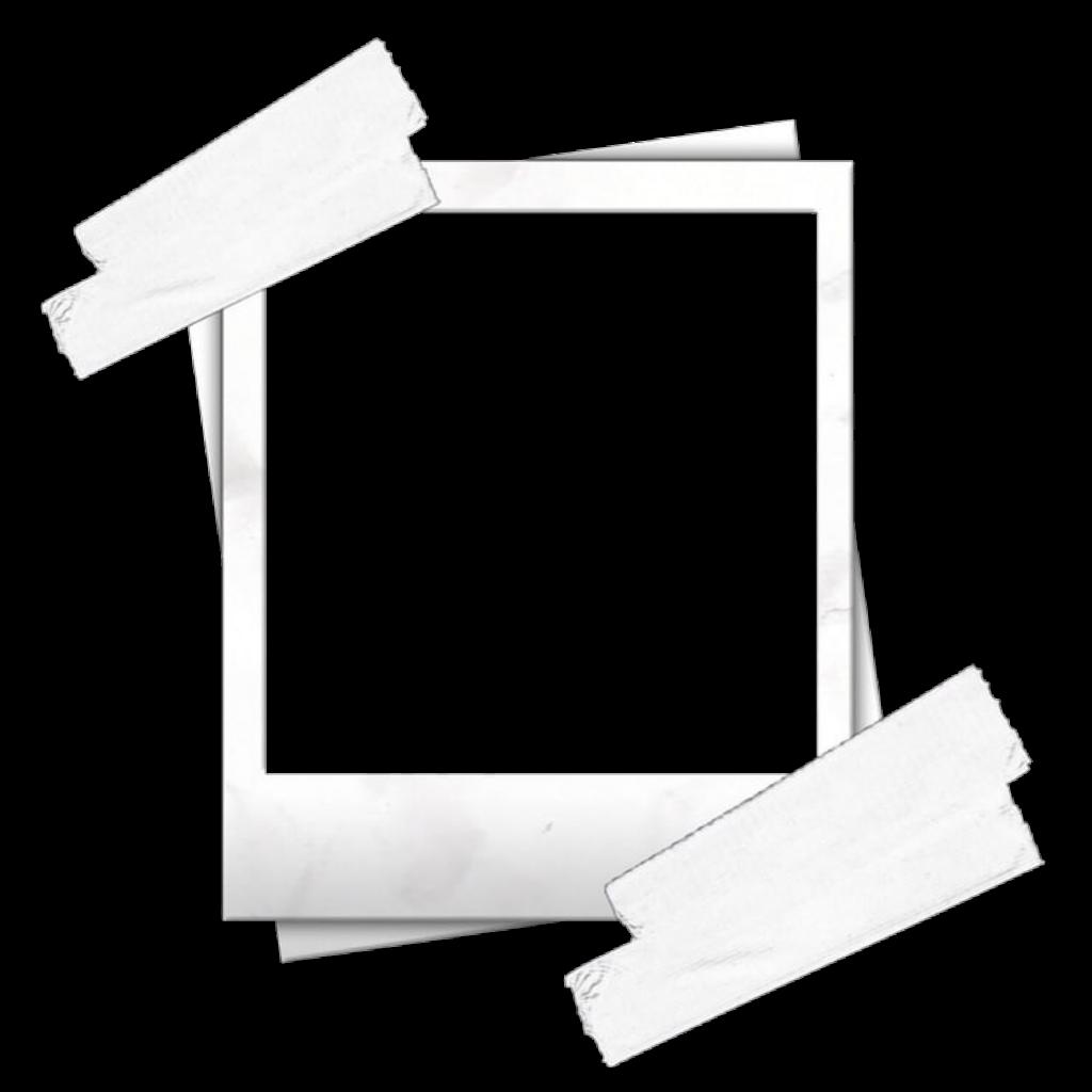 polaroid template freetoedit overlay ftestickers