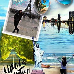 freetoedit vacation dcbeachday travelcollage