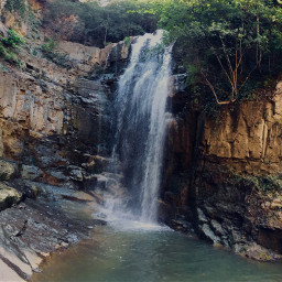 freetoedit waterfall tbilisi georgia botanicalgarden