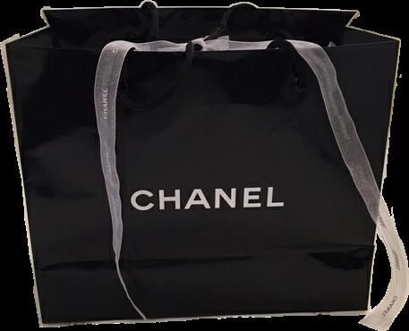 a051e3630d6003 chanel paper bag - Sticker by Sarah Ardini