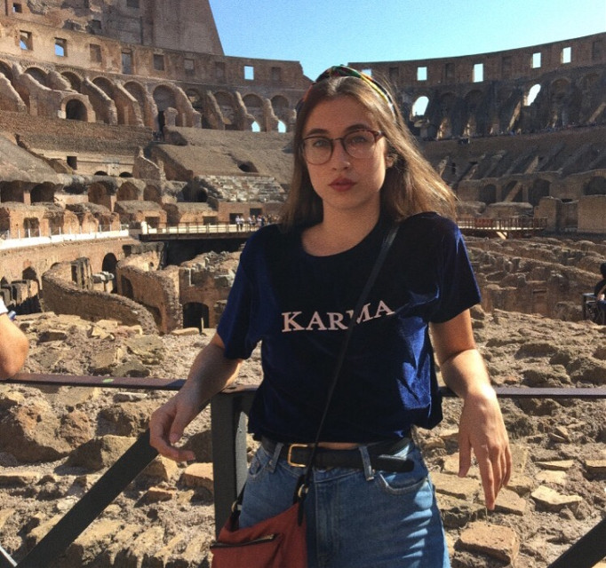 MY INSTAA: @elelopezzz  #remixit #italy #roma #rome #colisseum #karma #art #travel #summer #photography #tumblr #nature #freetoedit