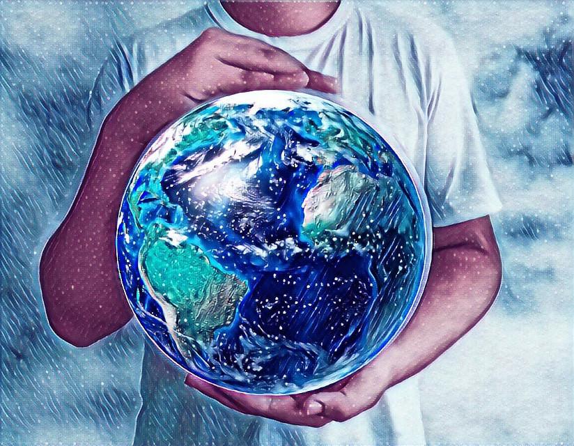 #freetoedit  #remix #earth