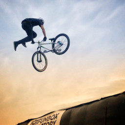 bmx bike jump sport xgames