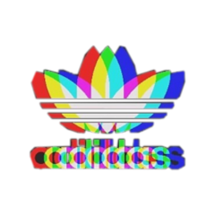 Largest Collection of Free-to-Edit brand adidas Stickers on