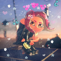 splatoon agent8 octoling creditifuse splatoon2 freetoedit