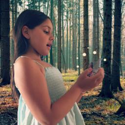 freetoedit fairy forest magical magic