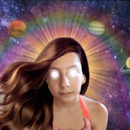 freetoedit planet planets rainbow galaxy