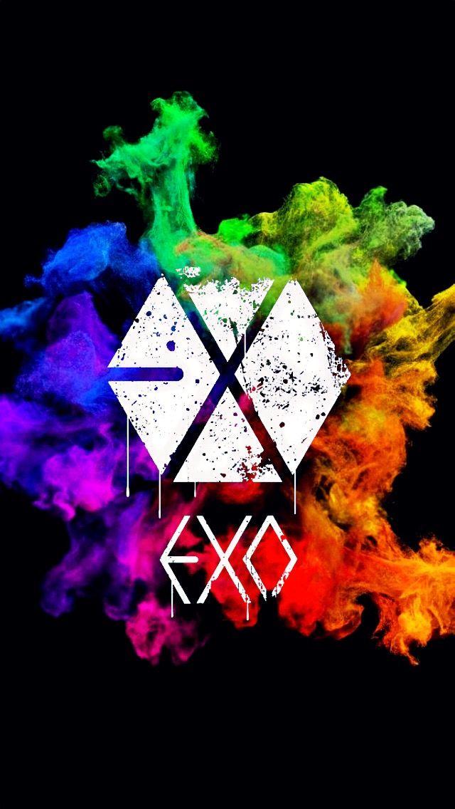 Lgbt Exo Lockscreen Kpop Wallpaper Papeldeparede Exol
