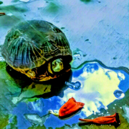 happyfourthofjuly turtletime unitedstates america speedy pcredwhiteandblue