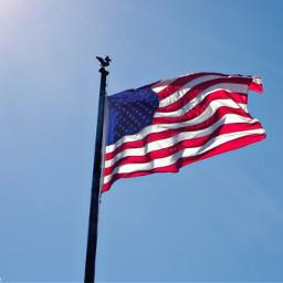 pcredwhiteandblue redwhiteandblue freetoedit usa flag
