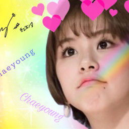 chaeyoung chaeyoungtwice cute pretty aesthetic freetoedit